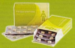 ...показали, что добавление Нефролептина в схему лечения больных хроническим пиелонефритом и хроническим циститом...